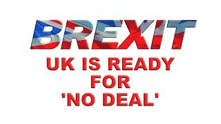 😃 Brexit - UK is ready for a