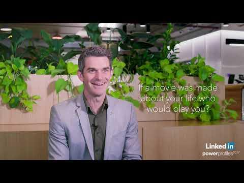 PowerProfiles on LinkedIn by Nick Reynolds, CMO for Lenovo APAC