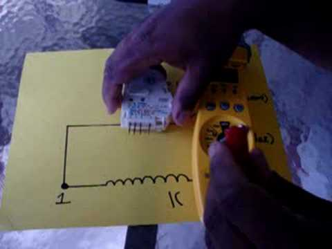How to check a refrigerator's defrost timer. - YouTube