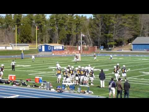 GOULD ACADEMY VS HYDE SCHOOL (BATH) 4/16/16