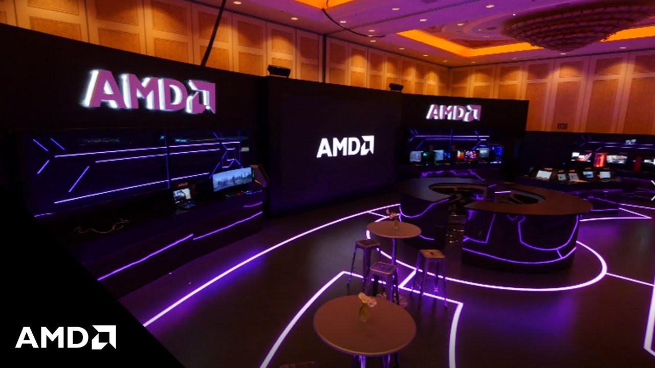 CNE Gaming Garage 2019 powered by AMD   Best Buy Blog