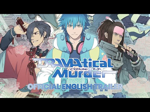 DRAMAtical Murder - Official English Trailer