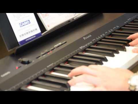 Kuljaesol : รีวิวเปียโนไฟฟ้า CASIO PX160 | ตอนที่3