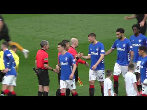 Glasgow Rangers FC v Livingston FC - Ibrox Stadium 24-NOV-18