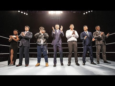 China welcomes WWE's new recruits