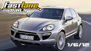 Bmw Tops Mercedes In 2011, Beer Battered Crash, Porsche's Road Map