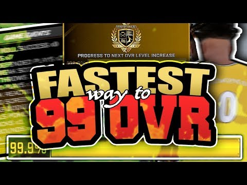 60 to 99 in 2 DAYS!!! NBA 2K18 FASTEST WAY TO GET 99 OVERALL!! HOW TO REP UP FAST!! (ROAD TO 99)