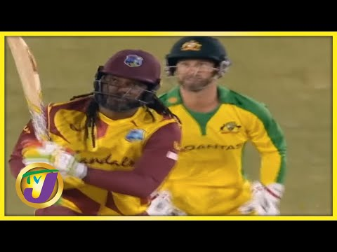Chris Gayle 'Universe Boss'   TVJ Sports Commentary - July 13 2021