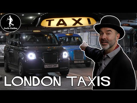London Taxis and Lots of Spiffing Stuff About Them