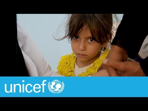 A deadly cholera outbreak is sweeping across Yemen | UNICEF