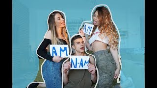 CEL MAI PERVERS AM/N-AM | CU IRINA & DENISA
