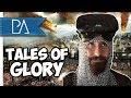 VIRTUAL MEDIEVAL BATTLEFIELD - VR - Tales of Glory Gameplay