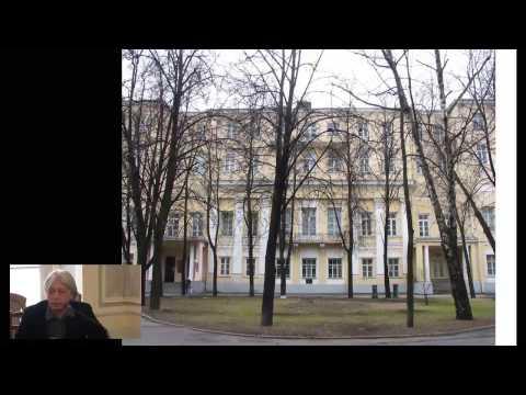О проекте приспособления дома Голицына для ГМИИ им. Пушкина
