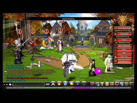 AQWorlds Useless Loop Glitch + Tutorial