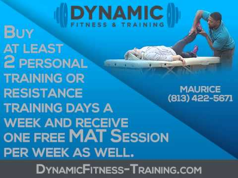 PERSONAL TRAINER & RESISTANCE TRAINING in SOUTH TAMPA FL - DISCOUNT COUPON SPECIAL