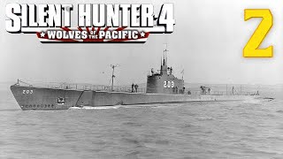 Silent Hunter 4: Wolves of the Pacific - Drugie Podejście #2