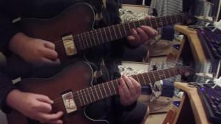 Mastodon - Ancient Kingdom Guitar Cover