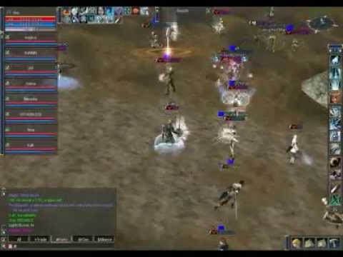 Lineage 2 dvp old video C3 sps