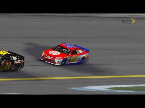 NASCAR 15 victory edition @ KANSAS |