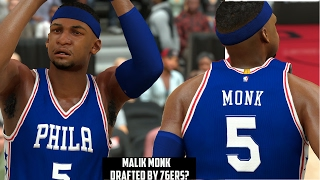 Malik Monk, The 76ers