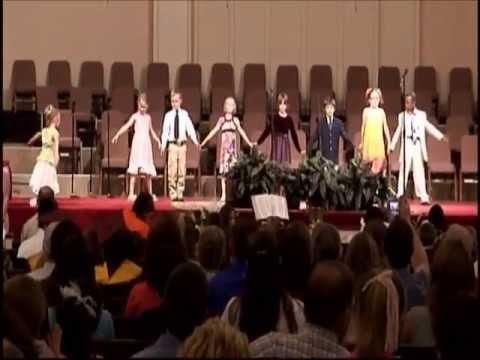 Trinity Christian Academy Graduation 2008, Part 1