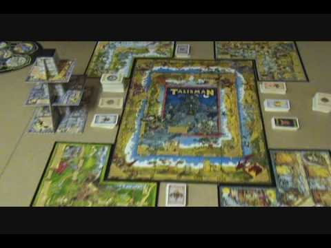 Talisman: A Review Of The Different Editions Of The Game