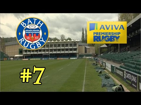 Rugby 15 - Aviva Premiership - Round 7 - Bath vs Newcastle Falcons