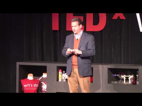 Community-Driven Innovation with Collective Impact   Kevin Sweeney   TEDxWPI
