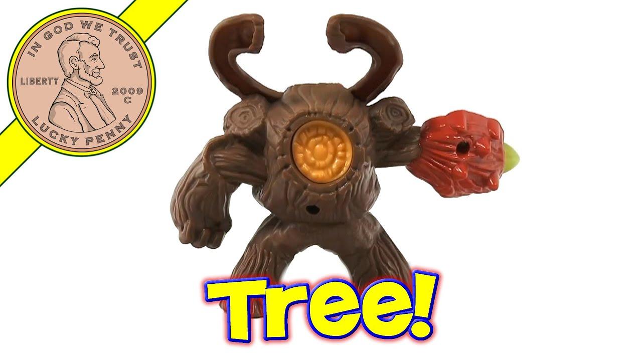 Skylanders Mcdonald's Happy 2013 Rex Toy Meal Giants1 Tree OuikPXZ