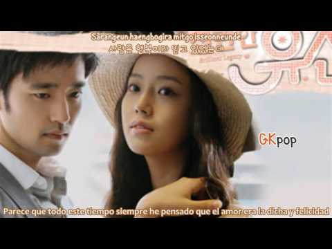 K. Will - Love Is Punishment (Sub Esp - Hangul - Roma) HD [Shining Inheritance OST]