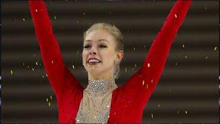 Забыли о Брэди Теннелл Она может претендовать на место пьедестала на чемпионате мира по фигурному