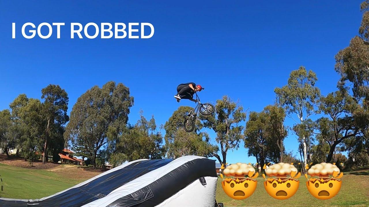 I GOT ROBBED SO BAD🤕😤😤😤