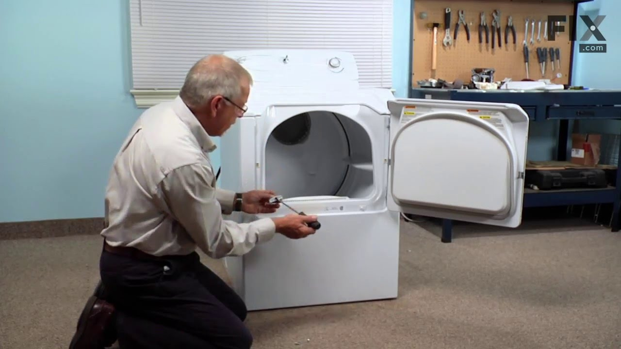 maxresdefault maytag dryer repair how to replace the thermal fuse l183 youtube  at edmiracle.co