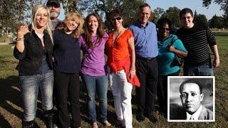 White family embraces celebrated black ancestor