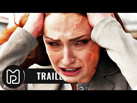 X MEN DARK PHOENIX Trailer 4 Deutsch German (2019)