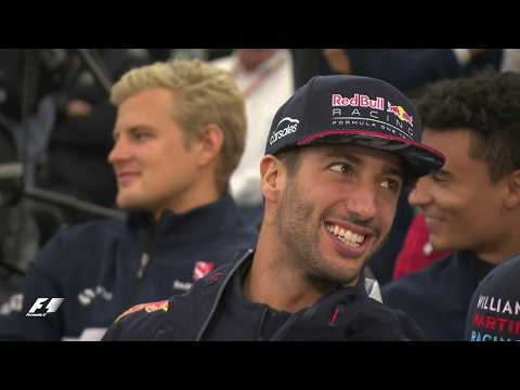 Inside The F1 Driver Briefing | 2017 Japanese Grand Prix