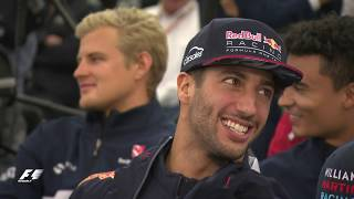Inside The F1 Driver Briefing | 2017 Japanese Grand Prix thumbnail