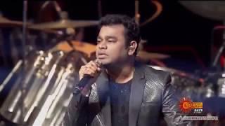 Endrendrum Punnagai By AR Rahman Netru Indru Naalai Live Concert Chennai 2018