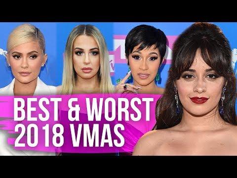 Best & Worst Dressed 2018 MTV VMAs (Dirty Laundry)