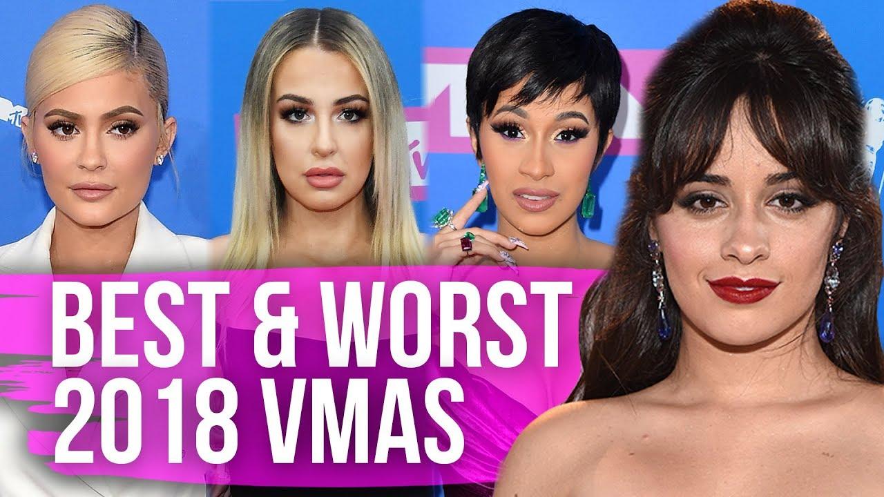 Best & Worst Dressed 2018 MTV VMAs ...