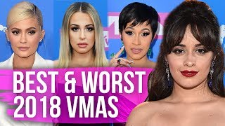 Best & Worst Dressed 2018 MTV VMAs (Dirty Laundry)
