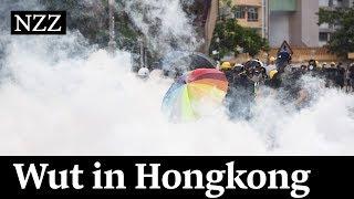 Wie unser China-Korrespondent die Situation in Hongkong erlebt