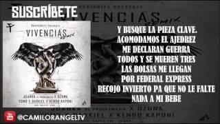 VIVENCIAS REMIX (LETRA) - JUANKA FT OZUNA, YOMO, KENDO KAPONI & DARKIEL Resimi