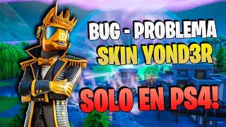 PROBLEM Skin Yond3r!! JOIN ALL! Fortnite Battle Royale!!
