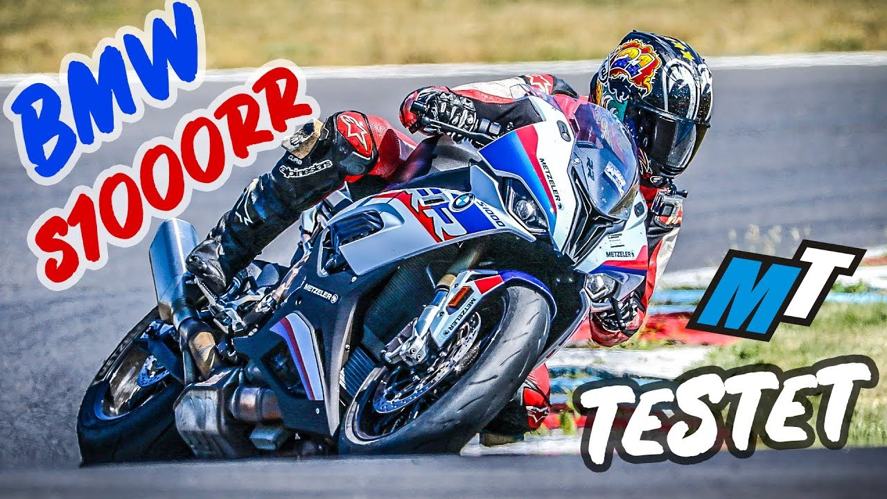 Download Rennstreckentest BMW S1000RR | The King is back.