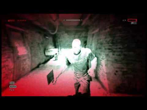 Outlast: Sewer for Life - PART 6 - The Wandering Gamer Network