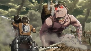 Gambar cover Eren Meets For The First Time Zeke And Runs Away From Levi | Attack On Titan Season 3