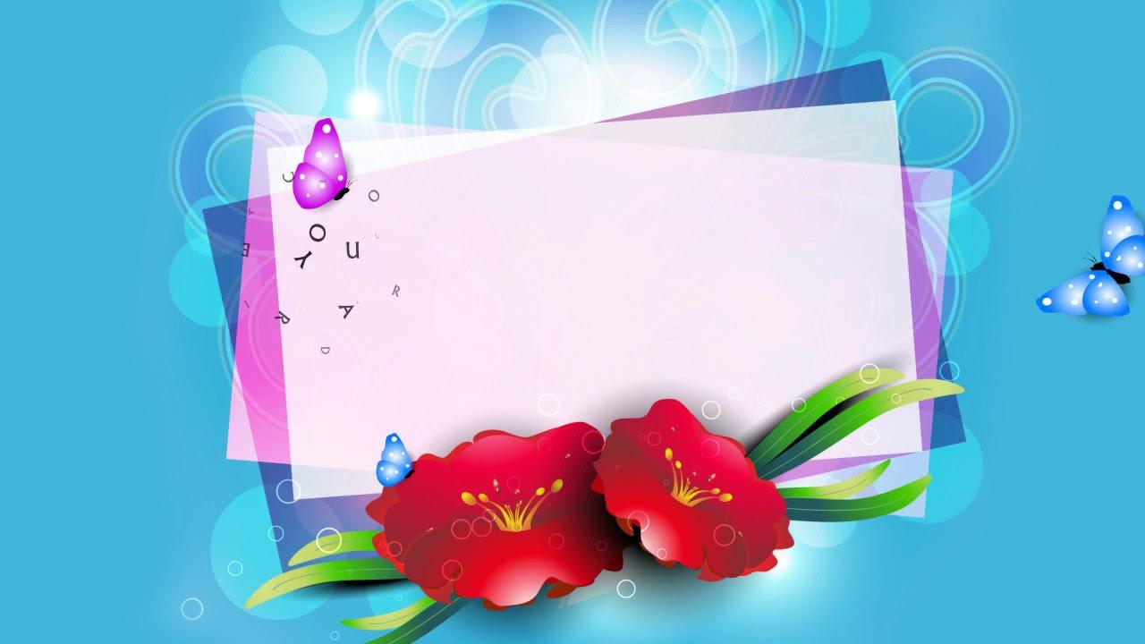 ecard wedding invitation animated  youtube