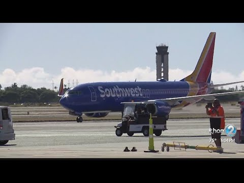 Southwest says it has gained US approval for Hawaii flights