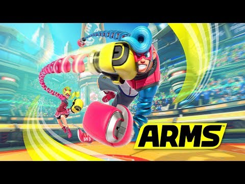 ARMS' Global Testpunch - THE HYPE IS REAL!!! (Live Stream)